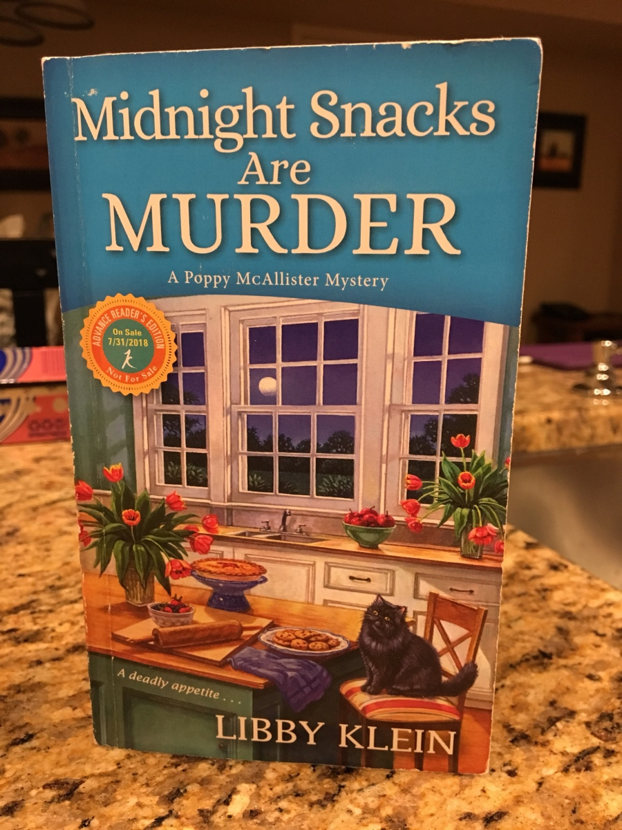 **TOP PICK** Midnight Snacks Are Murder by Libby Klein - (A Poppy McAllister Mystery - Book 2)